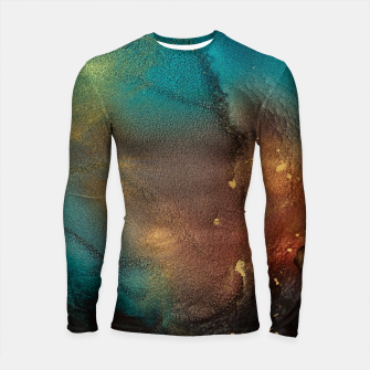 Thumbnail image of Surface of Life Longsleeve rashguard , Live Heroes