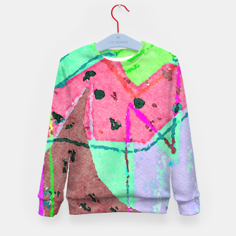 Thumbnail image of Relax Kid's sweater, Live Heroes