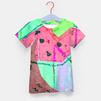 Thumbnail image of Relax Kid's t-shirt, Live Heroes