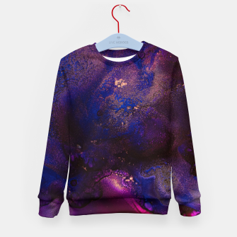 Thumbnail image of Average Dreams Kid's sweater, Live Heroes