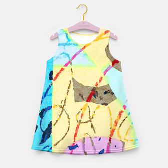 Thumbnail image of Cheerful Girl's summer dress, Live Heroes