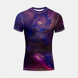 Thumbnail image of Average Dreams Shortsleeve rashguard, Live Heroes