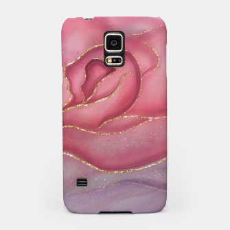 Thumbnail image of Gold Edged Rose Samsung Case, Live Heroes