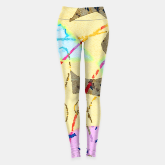 Miniaturka Cheerful Leggings, Live Heroes