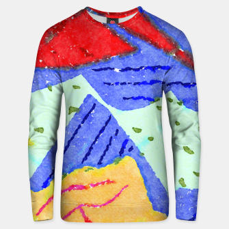 Miniature de image de Hiking Unisex sweater, Live Heroes