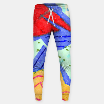Miniature de image de Hiking Sweatpants, Live Heroes