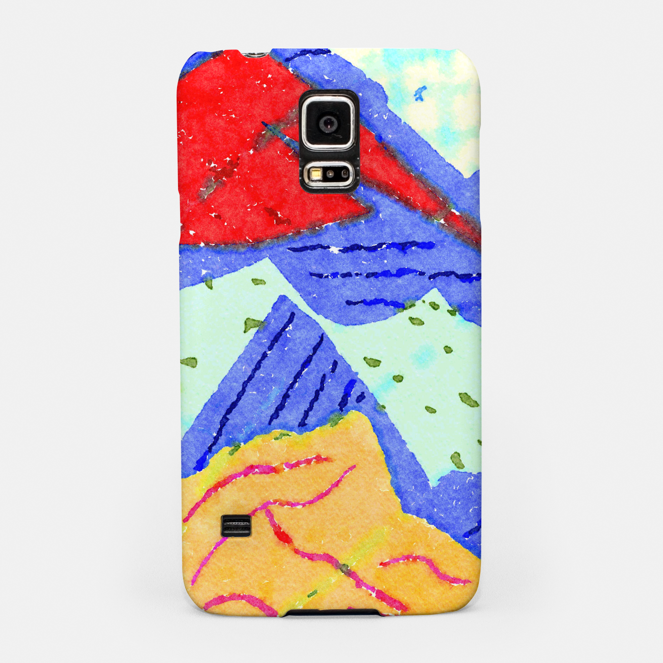 Image of Hiking Samsung Case - Live Heroes