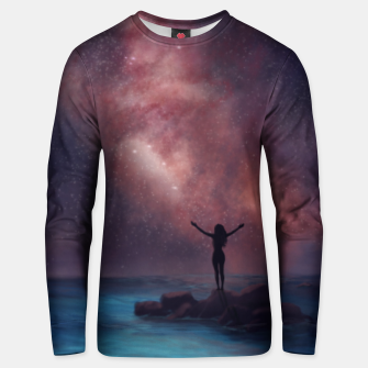 Miniatur Beyond the Sea and the Sky Unisex sweater, Live Heroes