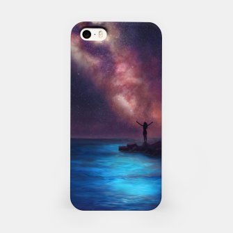 Thumbnail image of Between the stars and the seaa iPhone Case, Live Heroes