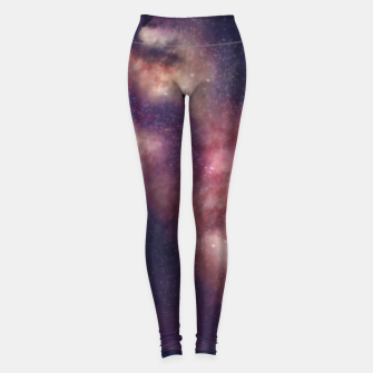 Thumbnail image of Between the stars and the seaa Leggings, Live Heroes