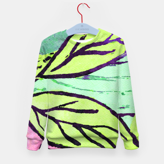 Thumbnail image of Spring Kid's sweater, Live Heroes
