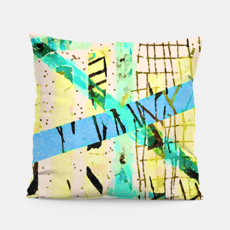 Miniatur One Vision Pillow, Live Heroes