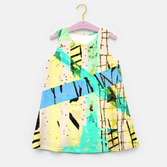 Miniatur One Vision Girl's summer dress, Live Heroes