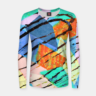 Thumbnail image of Marooned Women sweater, Live Heroes