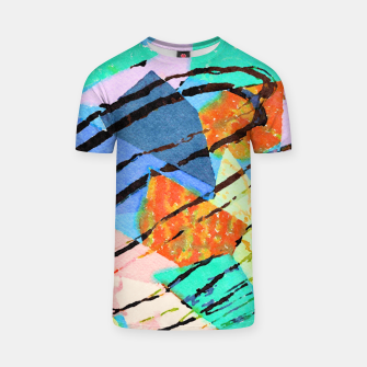 Thumbnail image of Marooned T-shirt, Live Heroes