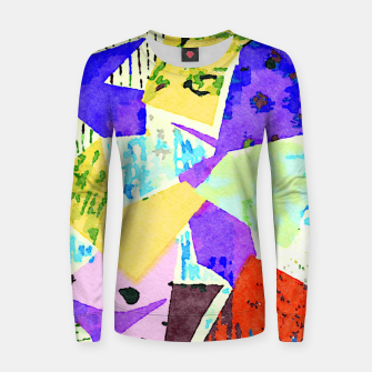 Thumbnail image of Fearless Women sweater, Live Heroes