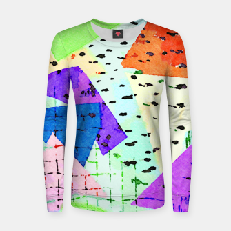 Thumbnail image of Young Lust Women sweater, Live Heroes