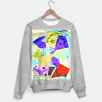 Thumbnail image of Fearless Sweater regular, Live Heroes