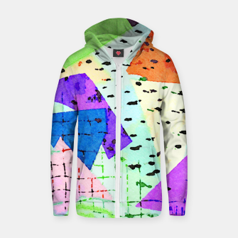 Thumbnail image of Young Lust Zip up hoodie, Live Heroes