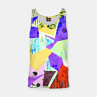Thumbnail image of Fearless Tank Top, Live Heroes