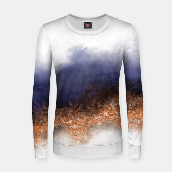Thumbnail image of Copper Mood Women sweater, Live Heroes