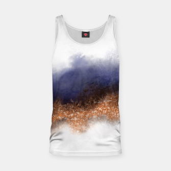 Thumbnail image of Copper Mood Tank Top, Live Heroes