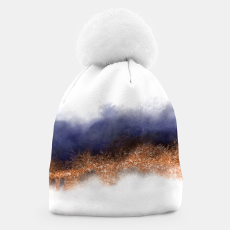 Thumbnail image of Copper Mood Beanie, Live Heroes