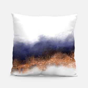 Thumbnail image of Copper Mood Pillow, Live Heroes