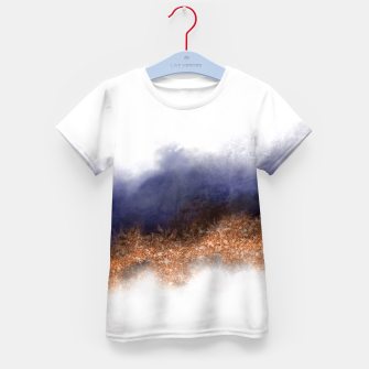 Thumbnail image of Copper Mood Kid's t-shirt, Live Heroes