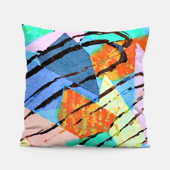 Thumbnail image of Marooned Pillow, Live Heroes