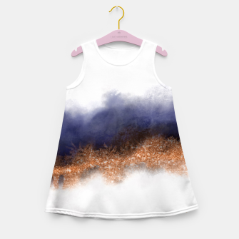 Thumbnail image of Copper Mood Girl's summer dress, Live Heroes