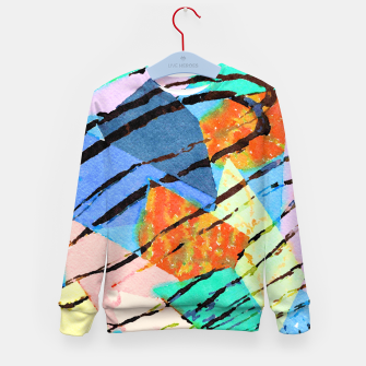 Thumbnail image of Marooned Kid's sweater, Live Heroes