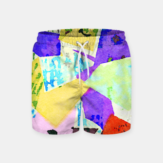 Thumbnail image of Fearless Swim Shorts, Live Heroes