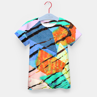 Thumbnail image of Marooned Kid's t-shirt, Live Heroes