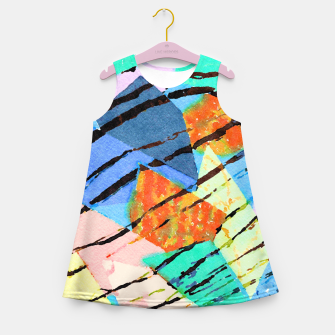Thumbnail image of Marooned Girl's summer dress, Live Heroes