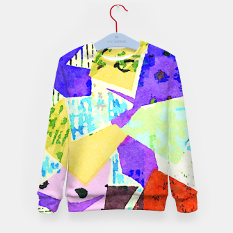 Thumbnail image of Fearless Kid's sweater, Live Heroes