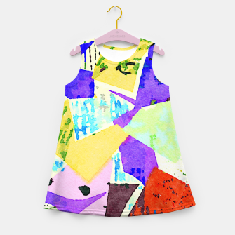 Thumbnail image of Fearless Girl's summer dress, Live Heroes