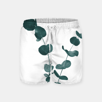 Miniaturka Eucalyptus Leaves Dream #3 #foliage #decor #art Badeshorts, Live Heroes