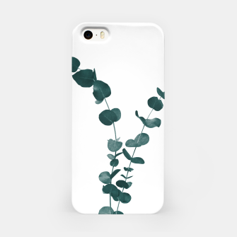 Miniaturka Eucalyptus Leaves Dream #3 #foliage #decor #art iPhone-Hülle, Live Heroes