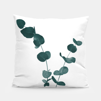 Miniaturka Eucalyptus Leaves Dream #3 #foliage #decor #art Kissen, Live Heroes