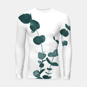 Miniaturka Eucalyptus Leaves Dream #3 #foliage #decor #art Longsleeve rashguard, Live Heroes