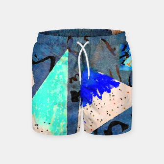 Miniaturka Moonlight Swim Shorts, Live Heroes