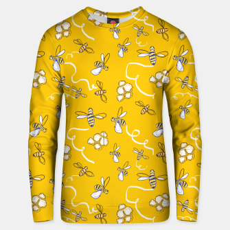 Thumbnail image of Honey Bees Unisex sweater, Live Heroes