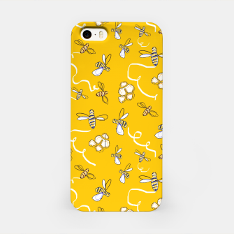 Thumbnail image of Honey Bees iPhone Case, Live Heroes