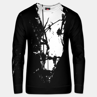 Thumbnail image of Human in the dark Unisex sweater, Live Heroes