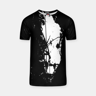 Thumbnail image of Human in the dark T-shirt, Live Heroes