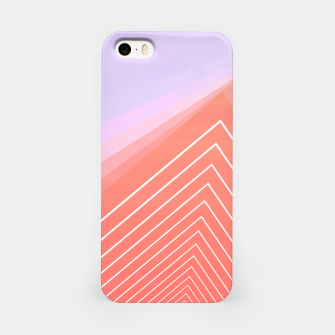 Thumbnail image of Linear geometric minimal iPhone Case, Live Heroes