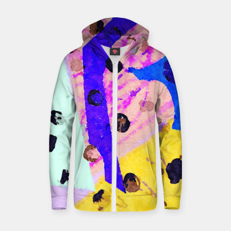 Rape Me Zip up hoodie thumbnail image