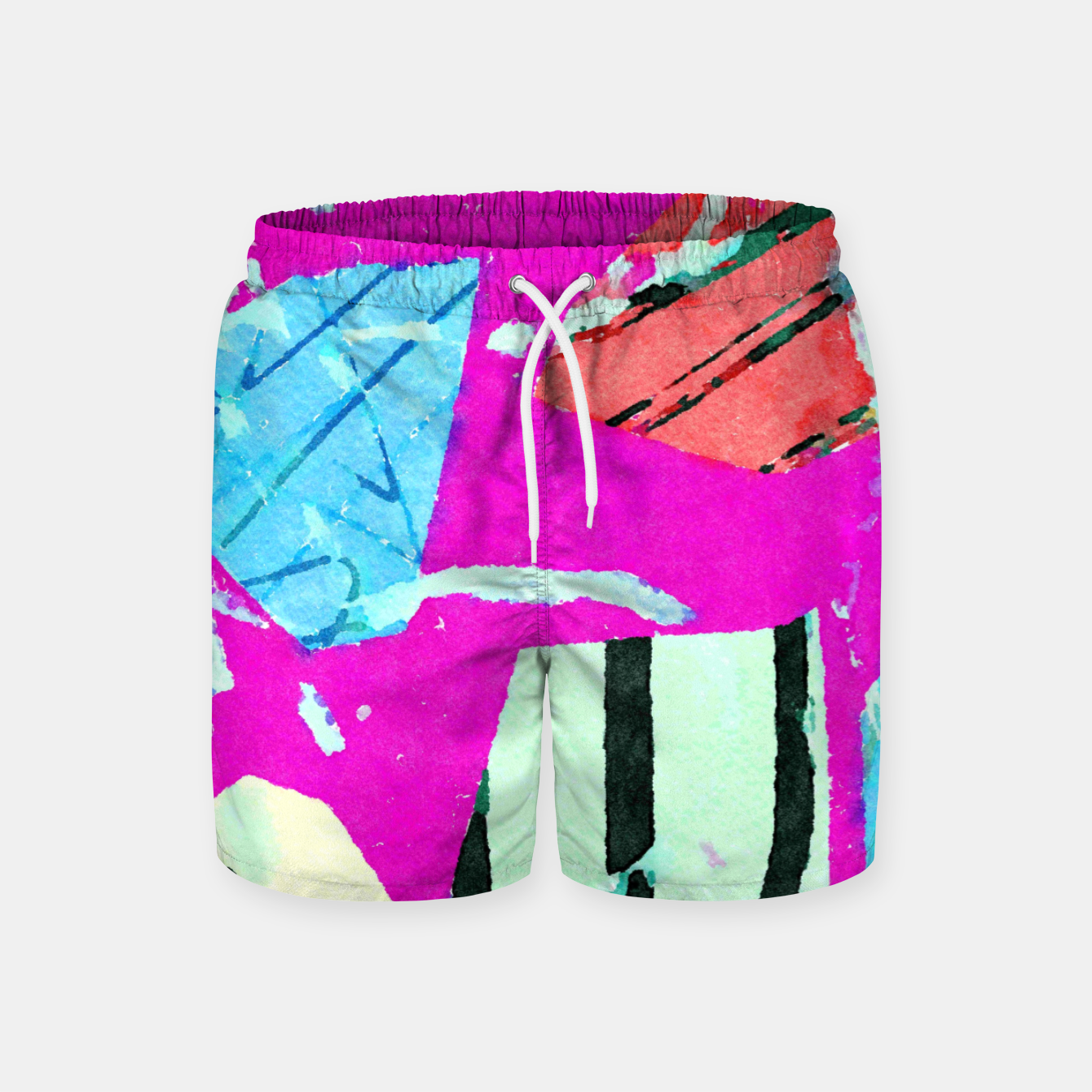 Image of Polly Swim Shorts - Live Heroes
