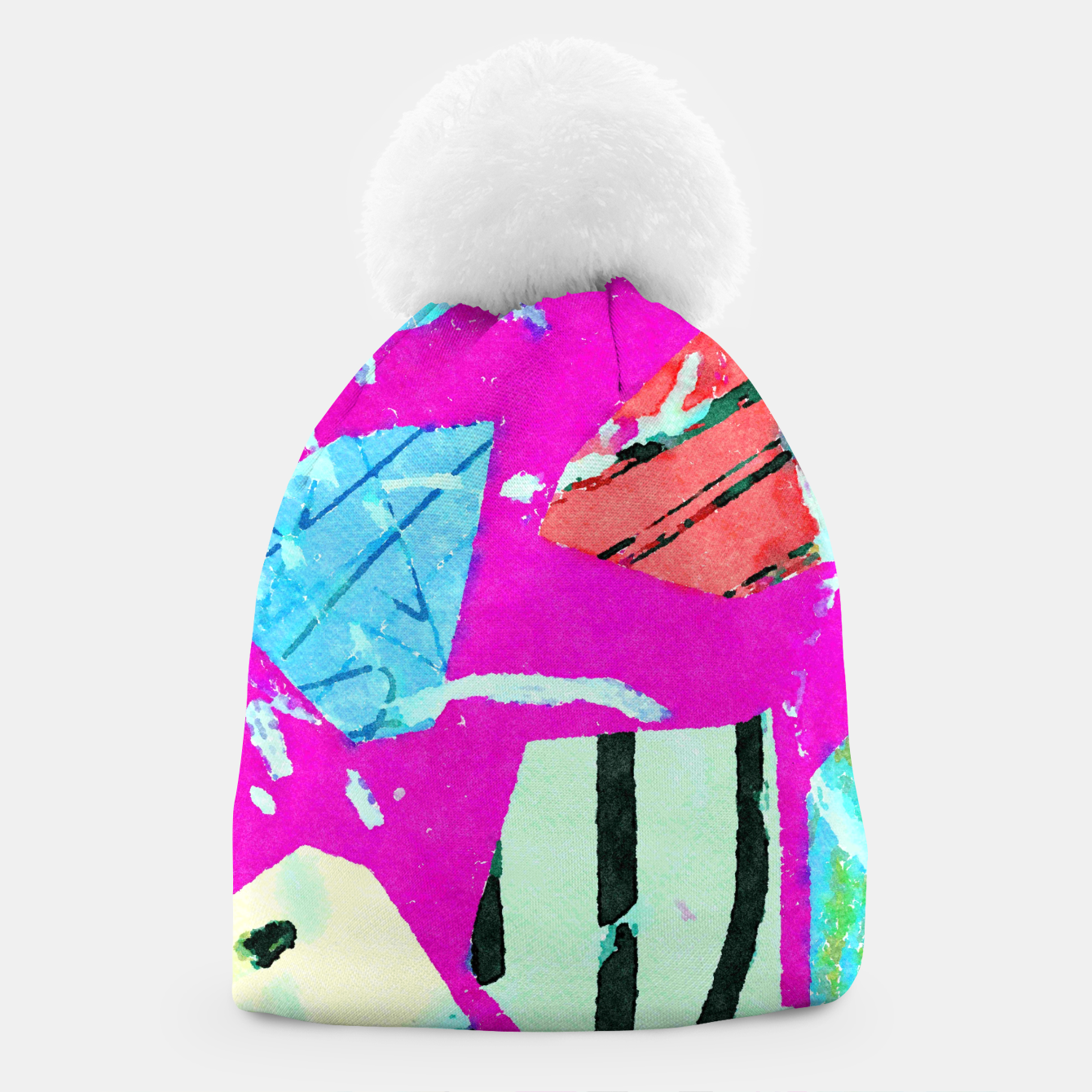Image of Polly Beanie - Live Heroes